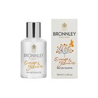 Orange & Jasmine For Women Eau De Toilette Spray 3.3 Oz / 100 Ml By Bronnley England