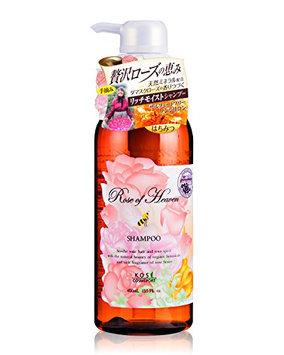 KOSE Rose of Heaven Shampoo Pump