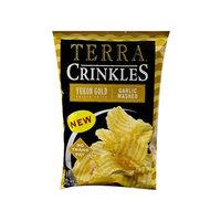 TERRA® Chips Potato Chips Crinkle Yukon Gold Garlic Mashed