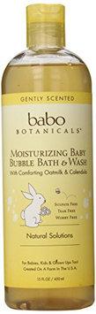 Babo Botanicals Moisturizing Bubble Bath & Wash