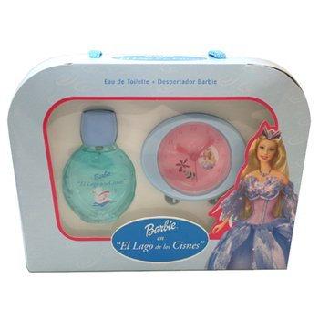 Mattel Barbie El Lago De Los Cisnes 2 Piece Gift Set for Women (Eau de Toilette Spray