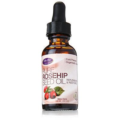 Life-Flo Organic Pure Rosehip Seed Oil