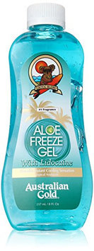 Australian Gold Aloe Freeze Gel w/Lidocaine