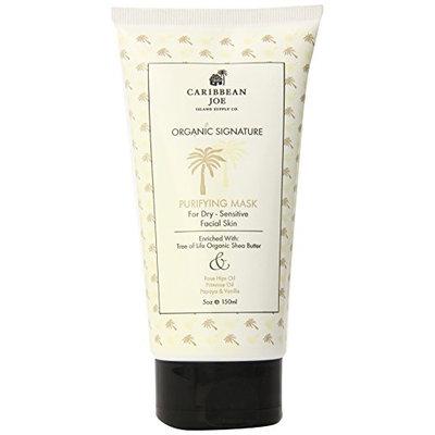Caribbean Joe Organic Signature Purifying Mask for Dry-Sensitive Skin