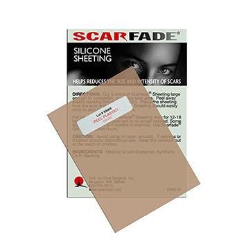 Hanson Skincare Scarfade Silicone Sheeting