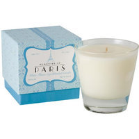 Get Fresh Memories of Paris White Fleurs Soy Blended Candle