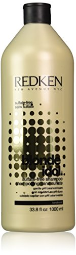 Redken Blonde Idol Sulfate-Free Shampoo for Unisex