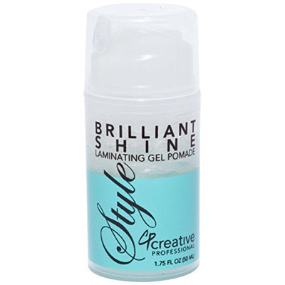 Creative Hair Brushes Brilliant Shine Spray