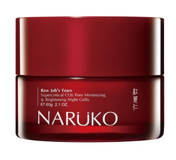 Naruko Raw Job's Tears Supercritical CO2 Pore Minimizing and Brightening Night Gelly