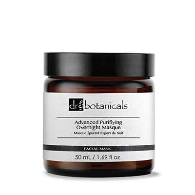Dr Botanicals Advanced Purifying Overnight Masque