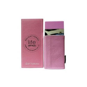 LifeStyle Delight Pink 3.3 Fl. Oz. Eau De Parfum Spray Women