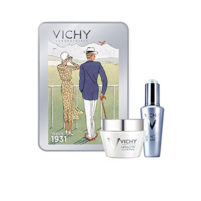 Vichy Vichy Liftactiv Serum and Moisturizer Anti-Aging Power Duo Skin Care Gift Set
