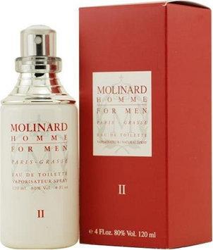 Molinard Pour Homme Ii By Molinard For Men. Eau De Toilette Spray 4.0 Oz.