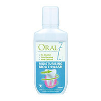 Oral7 Dry Mouth Moisturizing Mouthwash