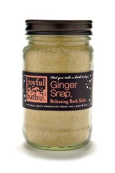 Joyful Bath Ginger Snap Releasing Bath Salts