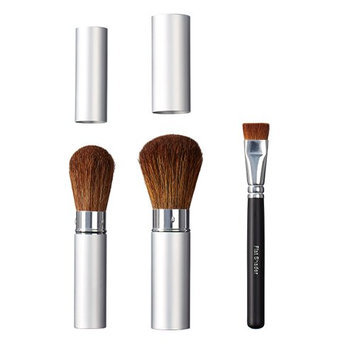 ON&OFF Trio Take Along Face and Flat Shader Brush