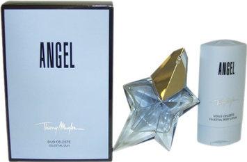 Angel Eau-de-parfume Spray and Celestial Body Lotion Women by Thierry Mugler
