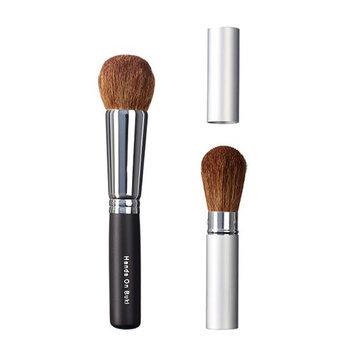ON&OFF Hand on Buki and Take Along Face Makeup Brush