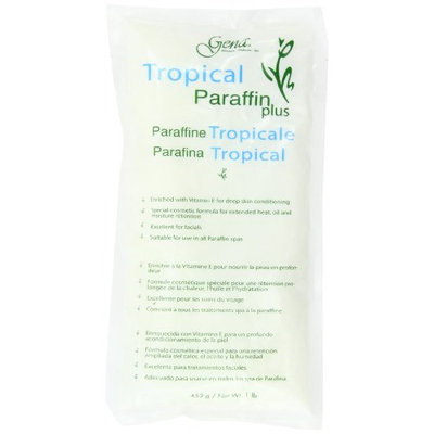 Gena Tropical Paraffin Wax (Pack of 2)