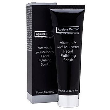 Ageless Derma Vitamin A & Mulberry Facial Scrub