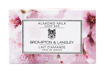 Upper Canada Soap Brompton and Langley Soap Bar In Gift Box