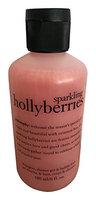 Philosophy Sparkling Hollyberries Shampoo Shower Gel & Bubble Bath 6oz