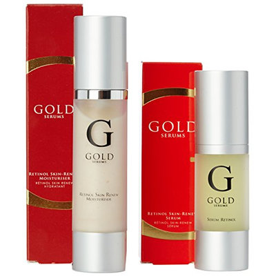 Gold Serums Retinol Kit