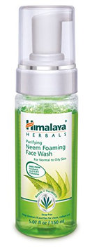 Himalaya Herbal Healthcare Purifying Foaming Face Wash