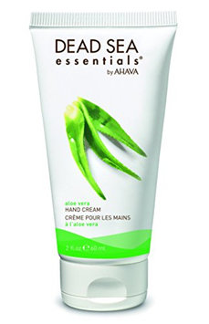 Dead Sea Essentials by AHAVA Moisturizing Aloe Hand Cream - 2 fl. oz.
