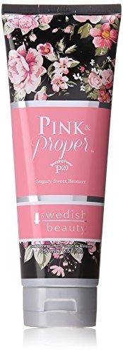 New Sunshine Swedish Beauty Pink & Proper
