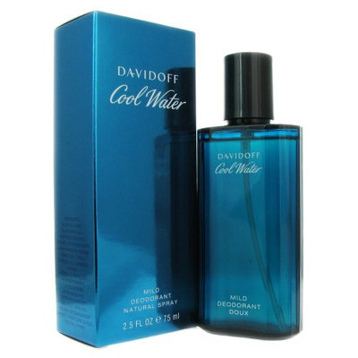 Davidoff Cool Water Mild Deodorant Spray for Men