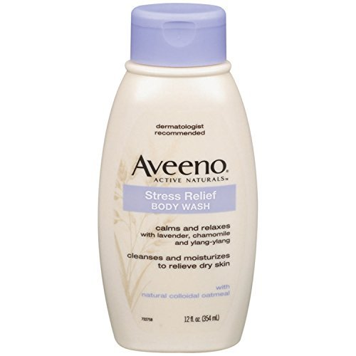 Aveeno Active Naturals Stress Relief Body Wash with Lavender