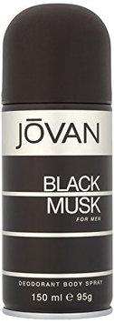 Coty Jovan Black Musk Deodorant Body Spray for Men