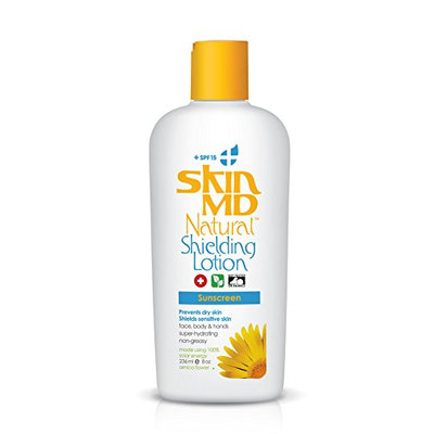 Skin MD Natural Shielding Lotion for Face