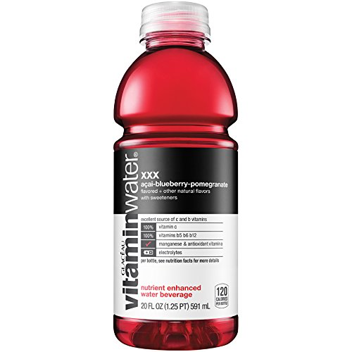 vitaminwater XXX Acai Blueberry Pomegranate