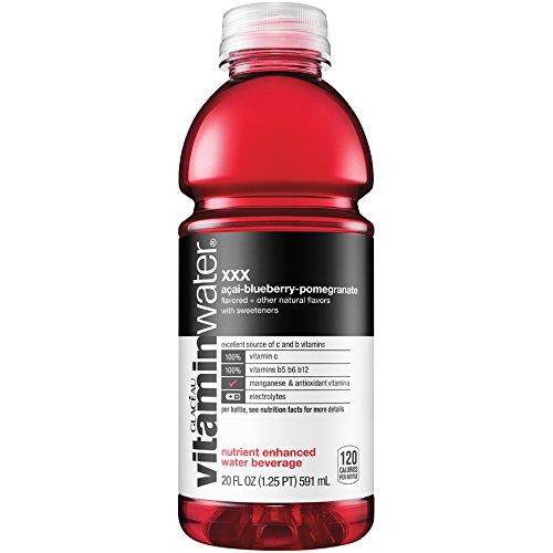 vitaminwater XXX Acai Blueberry Pomegranate