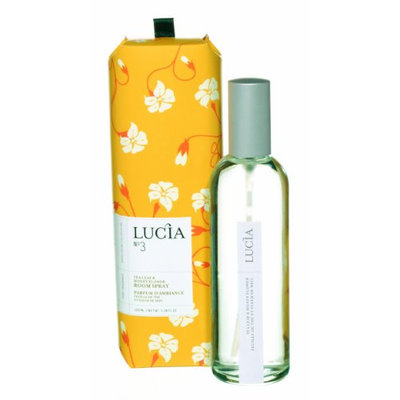Lucia No 3 Tea Leaf & Honey Flower Room Spray 3.38 fl oz