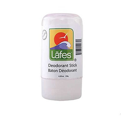 Lafes 100% Natural Crystal Deodorant Stick