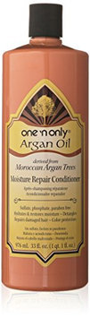 one 'n only Argan Oil Moisture Repair Conditioner Derived from Moroccan Argan Trees