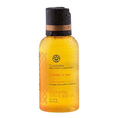 Teadora Rainforest At Dawn Bath and Body Oil