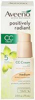 Aveeno Positively Radiant CC Cream SPF 30