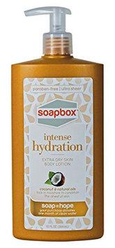 SoapBox Soaps Lotion