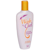 Wash 'N Curl Curl-Lock Conditioner for Dry