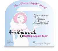 Hollywood Glamorous Gown Assortment Wedding Apparel Shapes