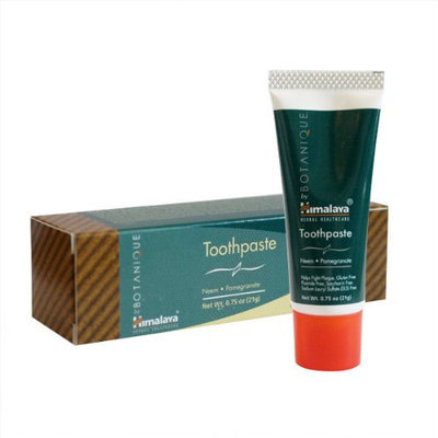 Himalaya Herbal Healthcare 21g Neem and Pomegranate Toothpaste