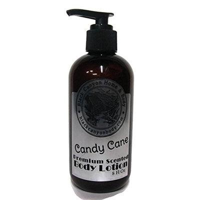 Black Canyon Premium Body Lotion 8 Oz (Candy Cane)