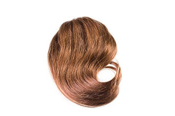 Sono Hair Extensions 100% Human Hair Side Swept Bang Extensions