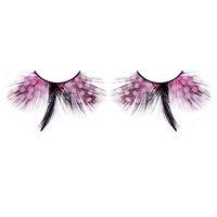 Baci Paradise Dreams Style No.632 Feather Eyelashes with Adhesive