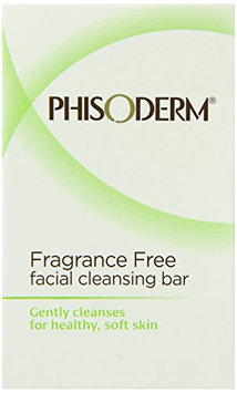 Phisoderm Fragance Free Facial  Cleansing Bar