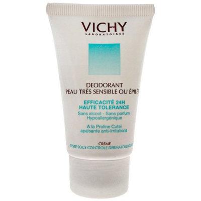 Vichy 24-Hour Deodorant Cream for Sensitive Skin or Depilated Skin